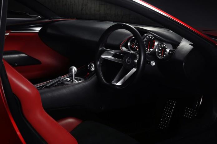 Mazda RX-VISION Concept 11
