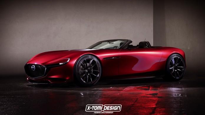 Mazda RX-Vision Roadster