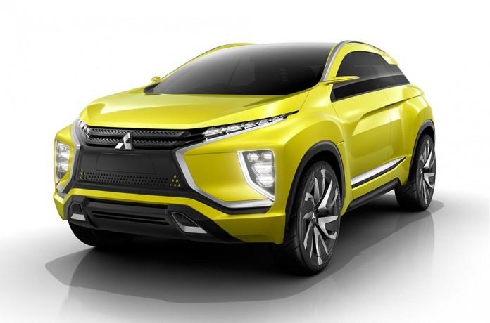 Mitsubishi eX concept 1