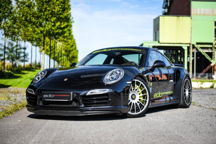 Porsche 911 Turbo S by Edo Competition (1)