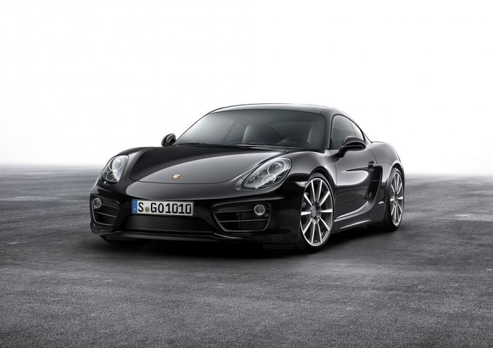 Porsche Cayman Black Edition (1)