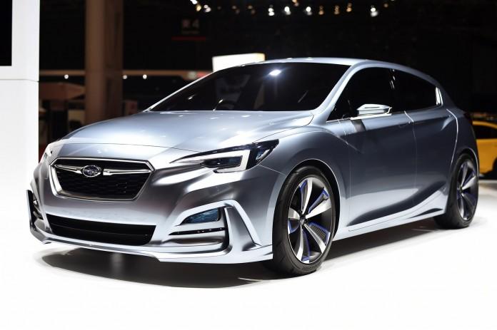 Subaru Impreza 5-Door Concept (1)