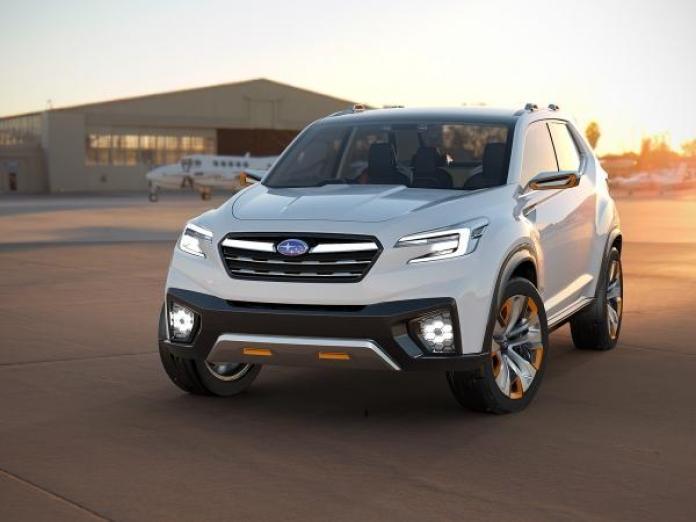 Subaru VIZIV Future Concept 1