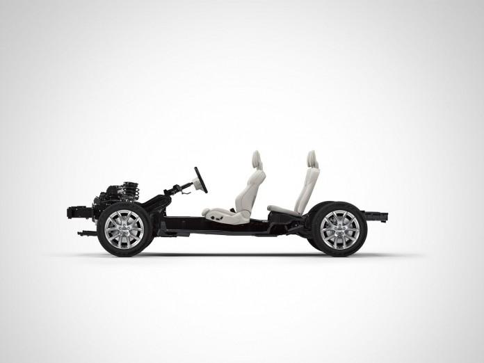 Volvo Compact Modular Architecture (CMA) platform (3)