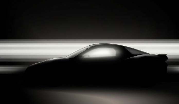 Yamaha concept car teaser