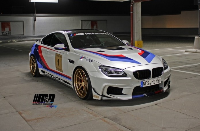 BMW 650i Coupe by Prior Design and M&D exclusive cardesign (15)