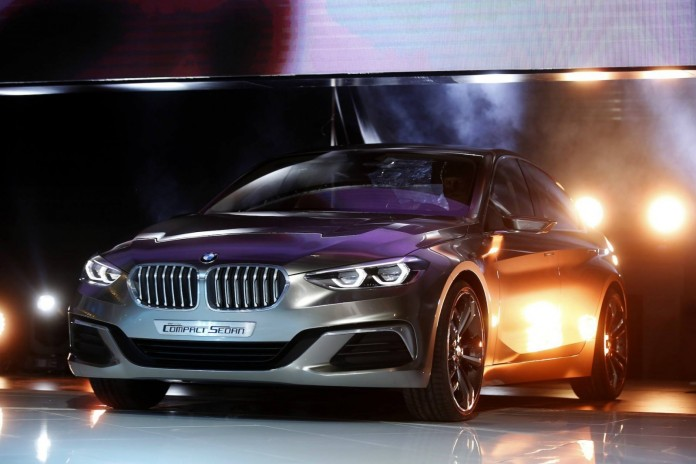 BMW Compact Sedan Concept live (5)
