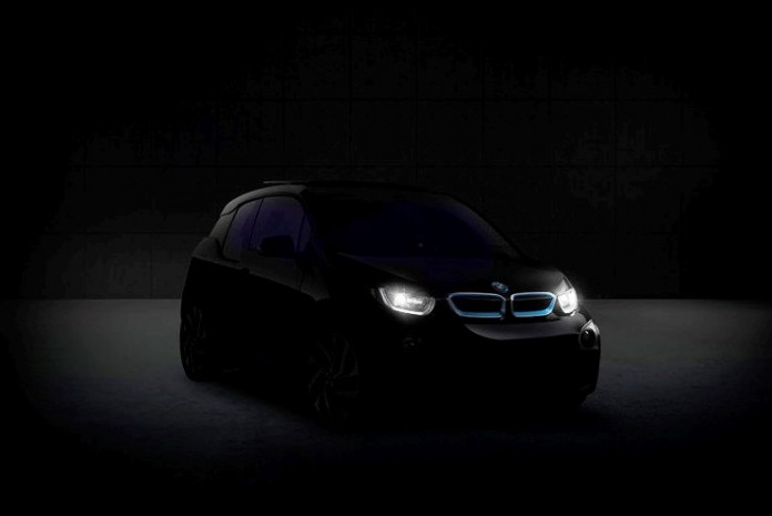 BMW i3 Shadow Sport special edition