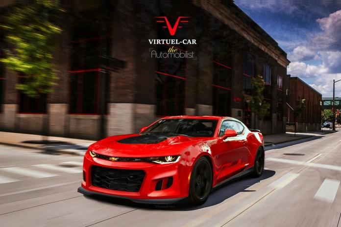 Camaro ZL1_Virtuel car