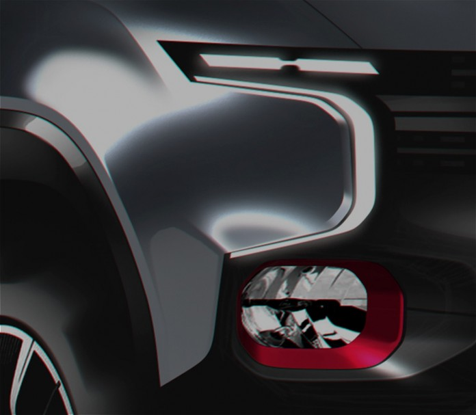 Chevrolet Colorado fuel-cell