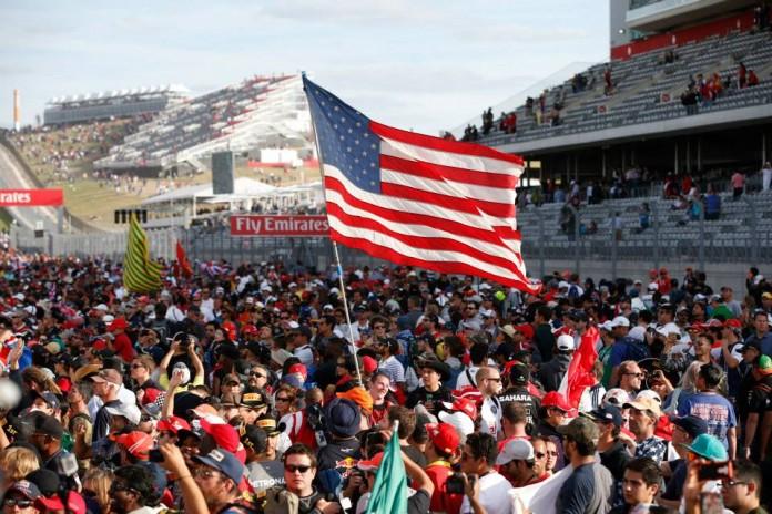 F1 USA