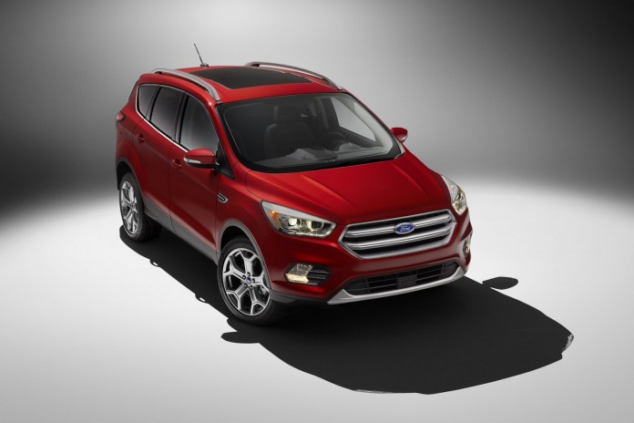 Ford Escape facelift 2017 (1)
