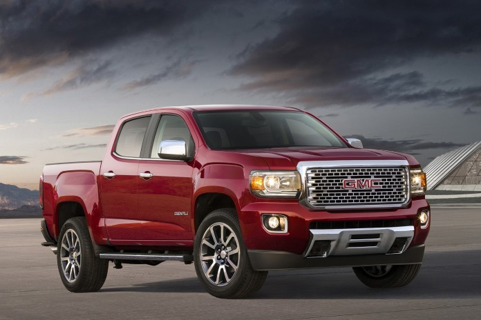 GMC Canyon Denali 2017 (1)