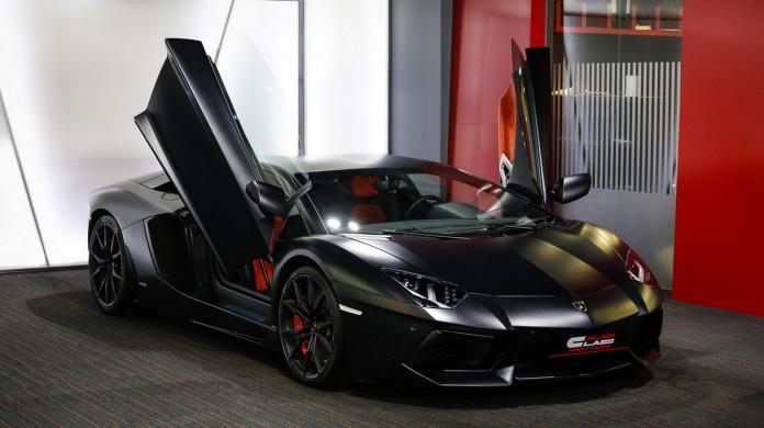 Lamborghini Aventador For Sale Dubai 1