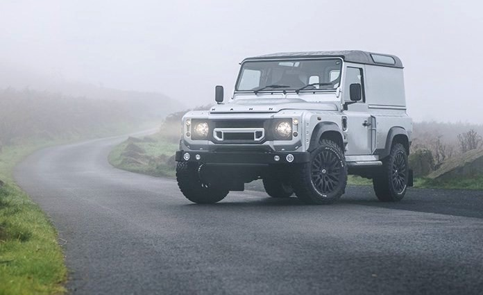 Land Rover Defender Chelsea Wide Track by A. Kahn Design (1)
