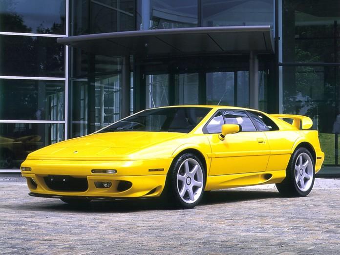 Lotus Esprit V8 SE 1