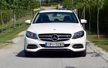 Mercedes-Benz C-Class C200 BlueTEC Test Drive (11)