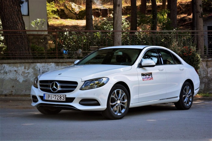 Mercedes-Benz C-Class C200 BlueTEC Test Drive (20)