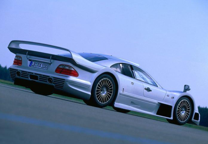 Mercedes-Benz CLK-GTR 2