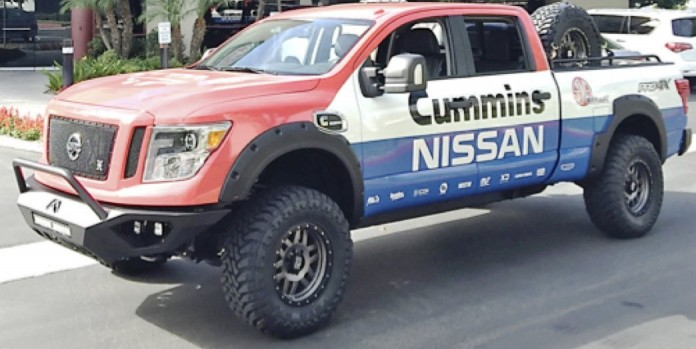 Nissan Titan XD Measured for Success