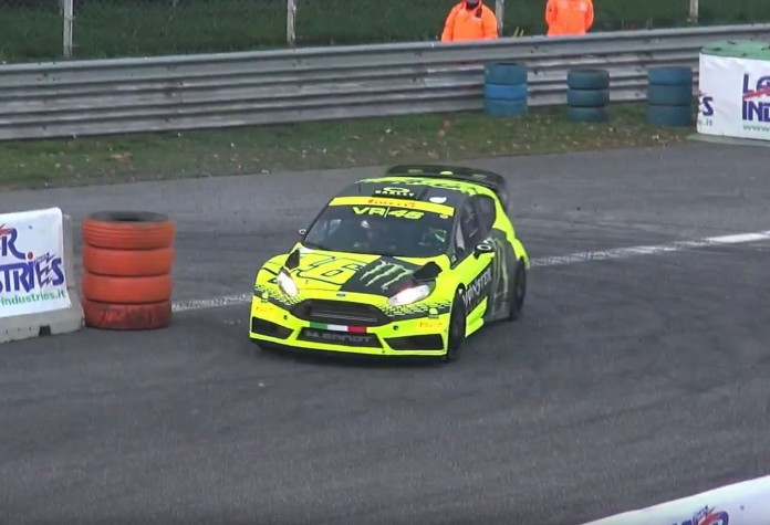 Rossi Ford Fiesta