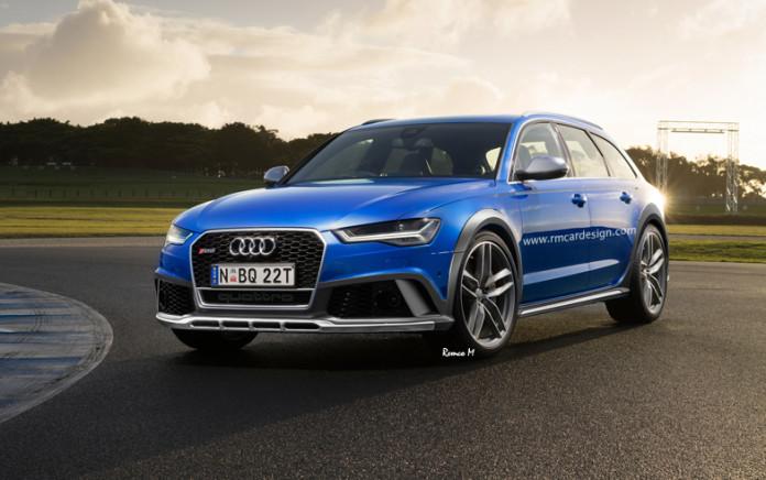 Audi RS6 Allroad Quattro