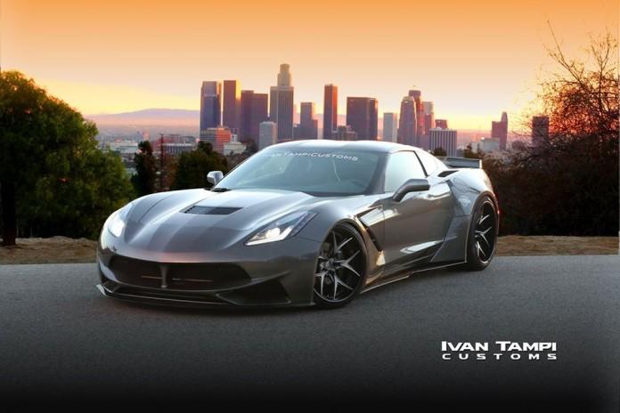 Chevrolet Corvette Stingray by Ivan Tampi Customs (3)