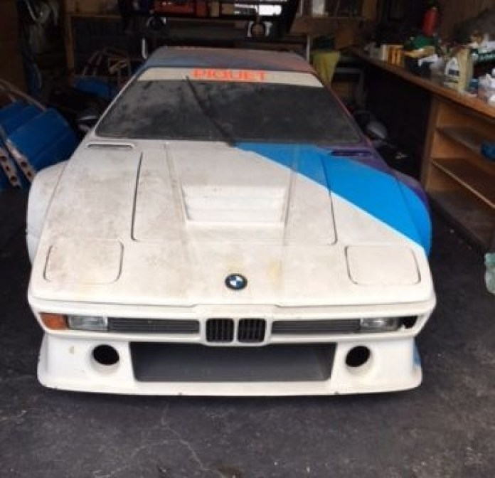 First BMW M1 in auction (3)