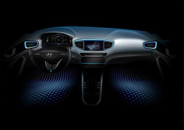 Hyundai Ioniq teaser 2
