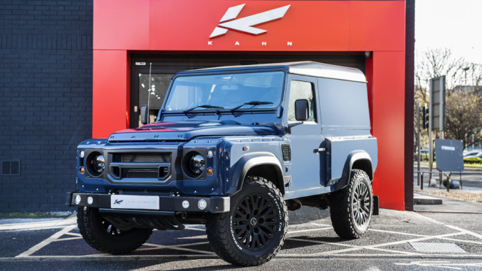 Land Rover Defender 2.2 TDCI 110XS Hardtop by A. Kahn Design (1)