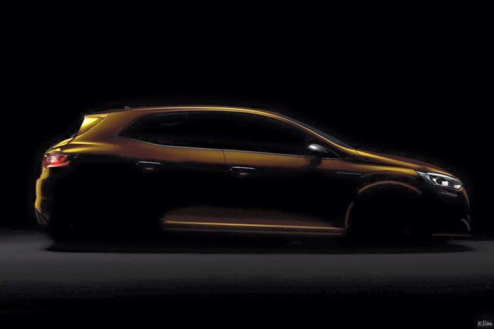Renault Megane RS teaser (2)