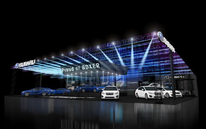 Subaru-Tokyo-Auto-Salon 2016