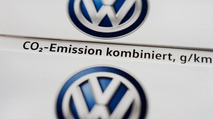 vw co2 emissions