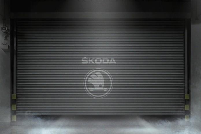 Skoda Kodiak teaser
