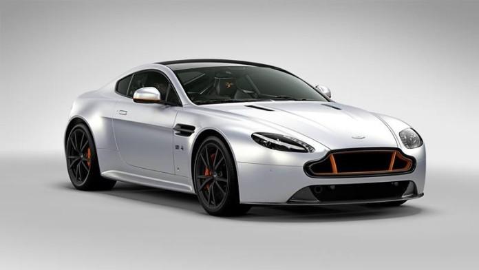 Aston Martin V8 Vantage S Blades Edition (1)