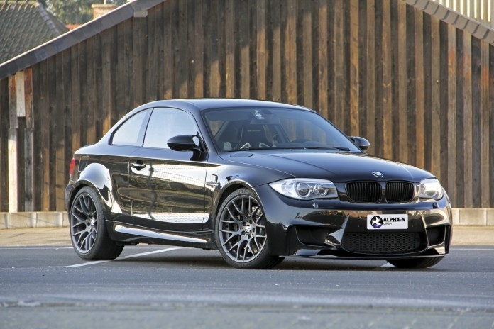 BMW 1 Series M Coupe by Alpha-N Performance (1)