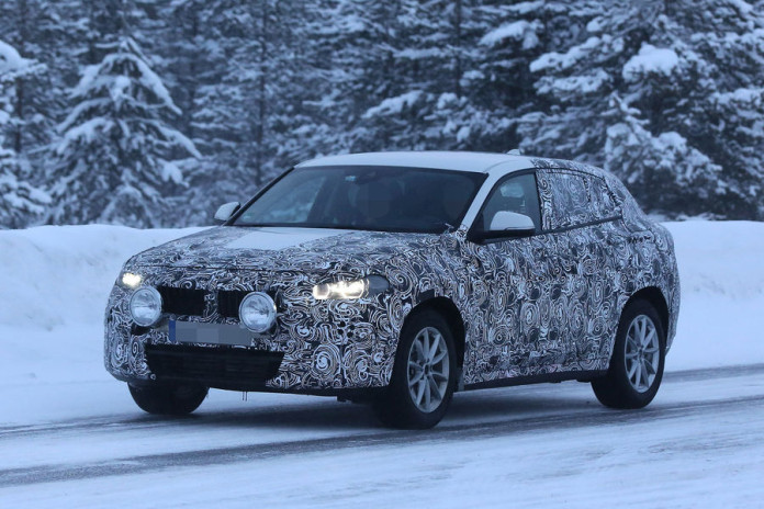 BMW X2 Spy photos (10)