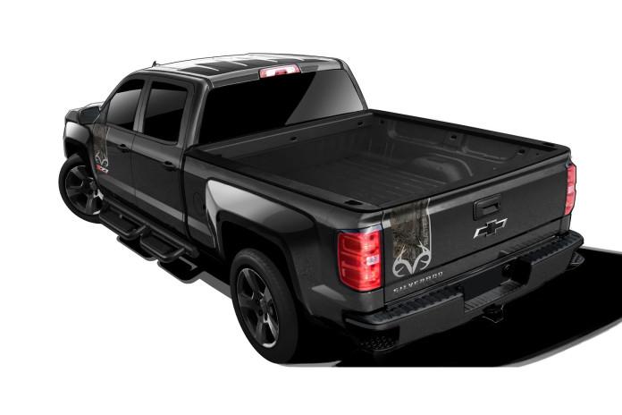 Chevrolet Silverado Realtree Edition (3)