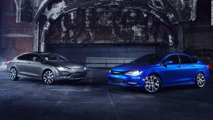 Dodge Dart and Chrysler 200