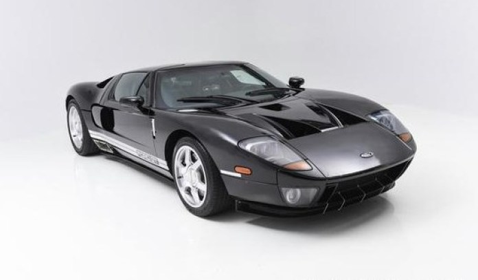 Ford GT prototype 2003 for sale (1)