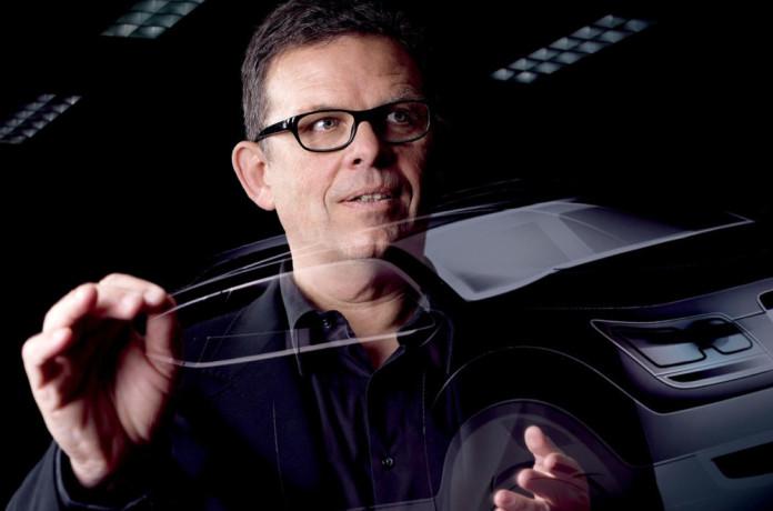 Golden-Steering-Wheel-for-Peter-Schreyer