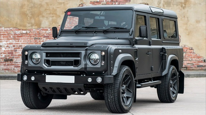 Land Rover Defender 2.2 TDCI XS 110 Station Wagon The End Edition (1)