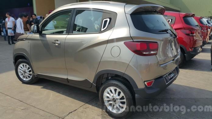 Mahindra-KUV100-rear-quarters