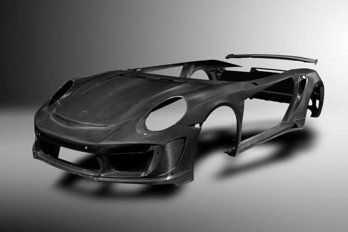 TopCar Porsche 911 Turbo carbon 6
