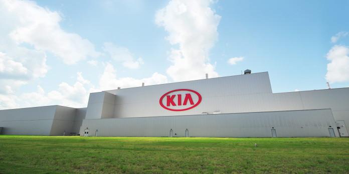 kia zilina plant factory slovakia