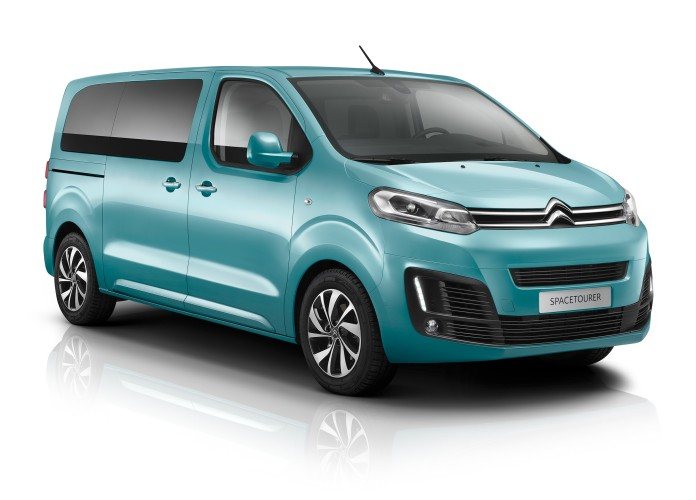 2016 Citroen SpaceTourer (1)