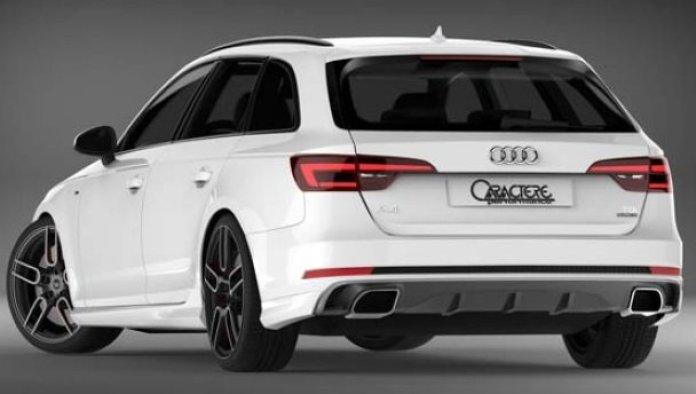 Audi A4 Avant by Caractere Exclusive (4)