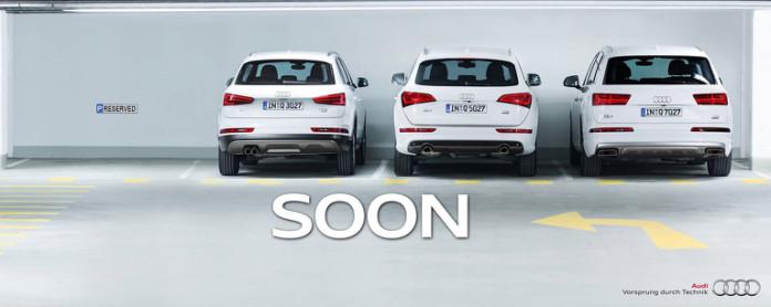 Audi Q teaser