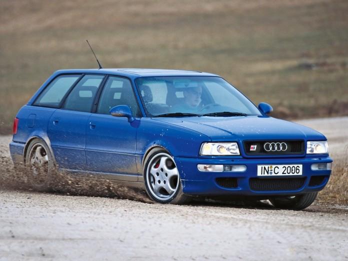 Audi RS2 2