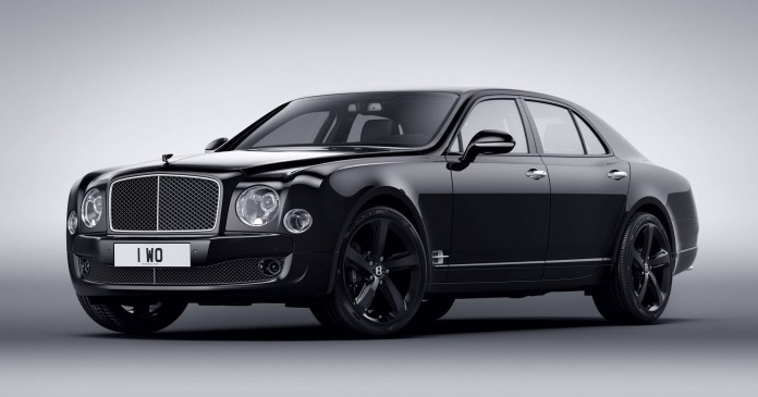 Bentley Mulsanne Speed Beluga Edition (1)